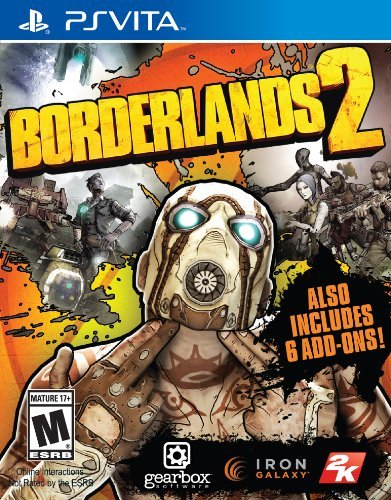 Playstation Vita Borderlands 2 Sony Computer Entertainment M