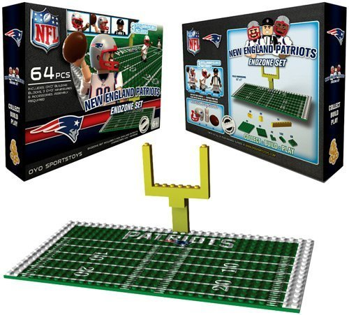 Oyo New England Patriots End Zone Set