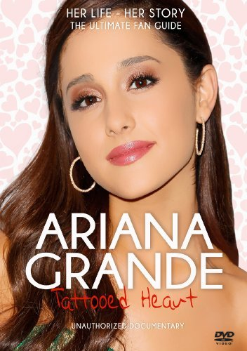 Grande Ariana Tattooed Hear Grande Ariana Tattooed Hear Nr