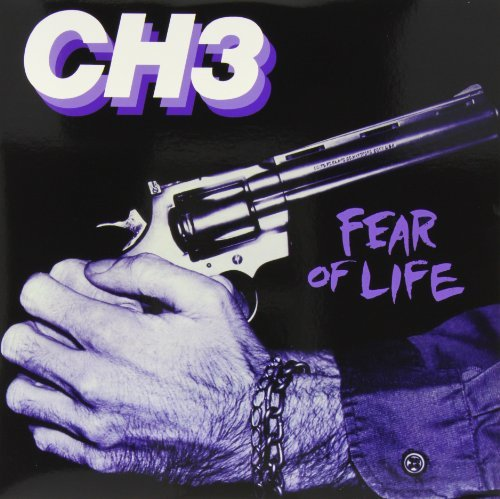 Channel Three Fear Of Life 200 Gm Vinyl Lmtd Ed. Lp