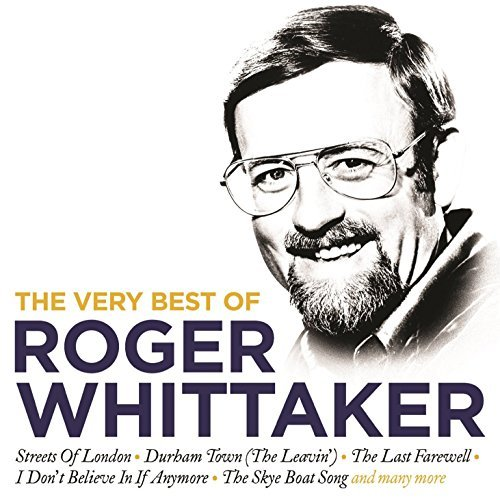 Roger Whittaker Very Best Of Import Gbr