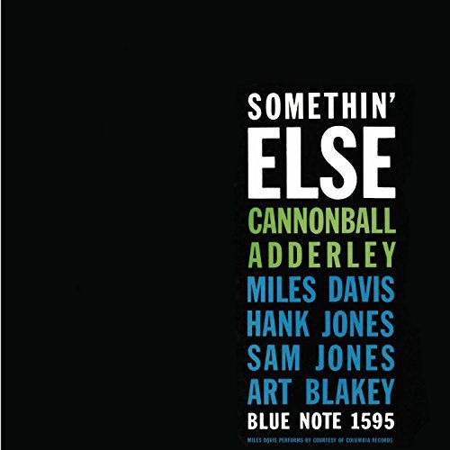 Cannonball Adderley Somethin Else