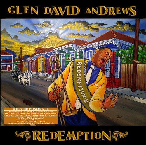 Glen David Andrews Redemption