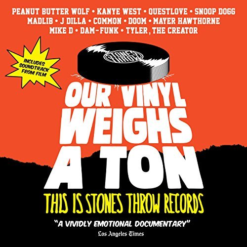 Our Vinyl Weighs A Ton Our Vinyl Weighs A Ton Includes DVD