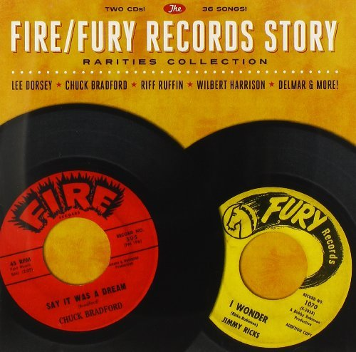 Various Artist Fire & Fury Records Rarities C 2 CD