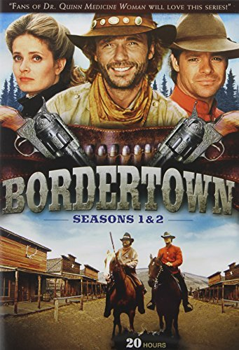 Bordertown Season 1 & 2 Bordertown Season 1 & 2 Nr 4 DVD