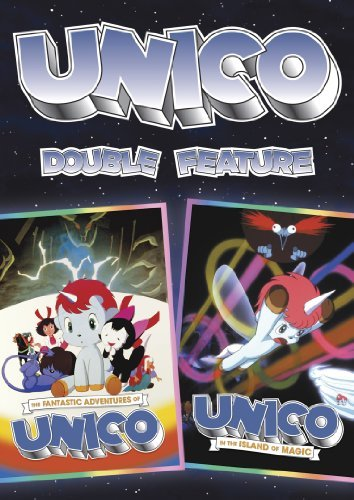 Fantastic Adventures Of Unico Fantastic Adventures Of Unico