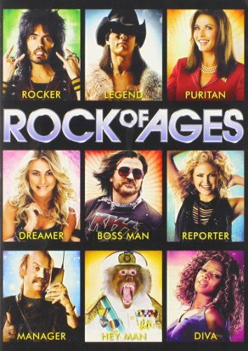 Rock Of Ages Rock Of Ages