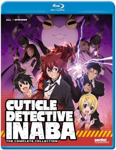 Cuticle Detective Inaba Compl Cuticle Detective Inaba Compl Blu Ray Jpn Lng Nr