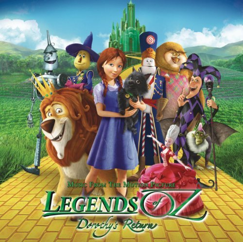 Legends Of Oz Soundtrack