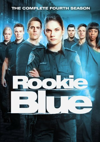 Rookie Blue Season 4 DVD Tv14