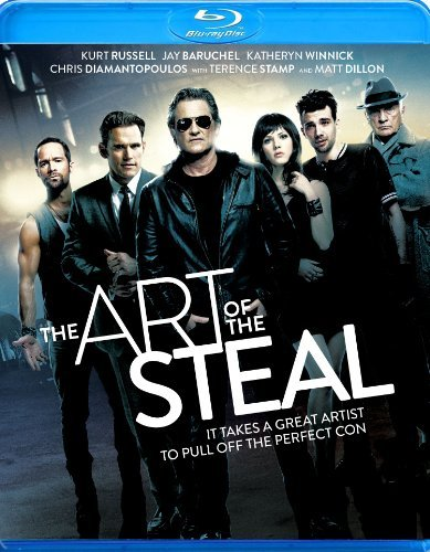 Art Of The Steal Russell Baruchel Winnick Blu Ray R