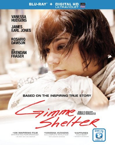 Gimme Shelter Hudgens Dawson Fraser Jones Blu Ray Uv Pg13 Ws