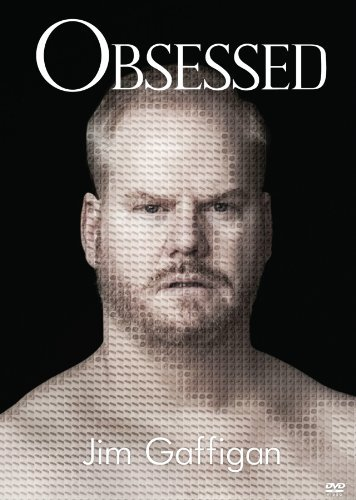 Jim Gaffigan Obsessed DVD Nr Ws