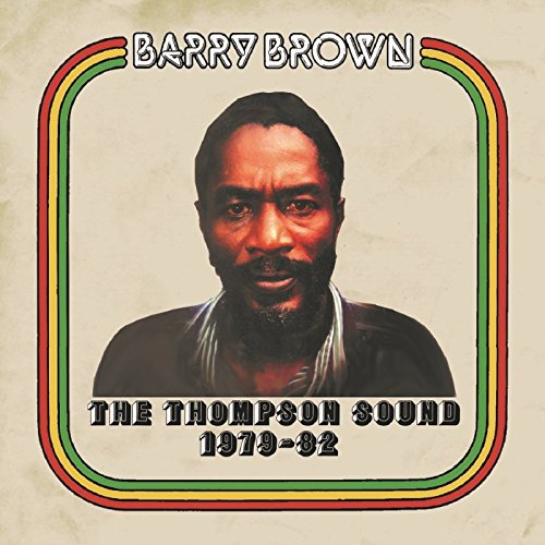Barry Brown Thompson Sound 1979 82 Import Gbr