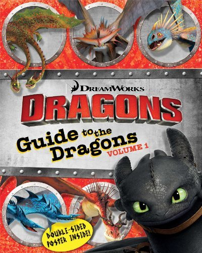 Maggie Testa Guide To The Dragons Volume 1 [with Poster]