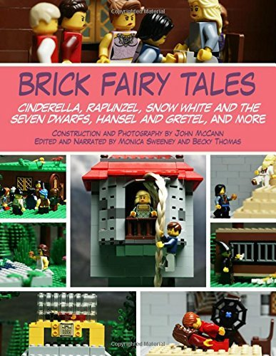 John Mccann Brick Fairy Tales Cinderella Rapunzel Snow White And The Seven Dw