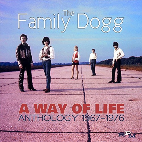 Family Dogg Way Of Life Anthology 1967 76 Import Gbr 2 CD