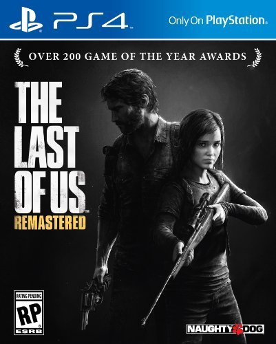 Ps4 Last Of Us Remastered