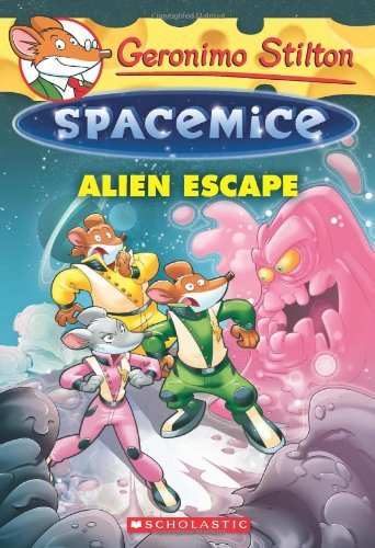 Geronimo Stilton Alien Escape