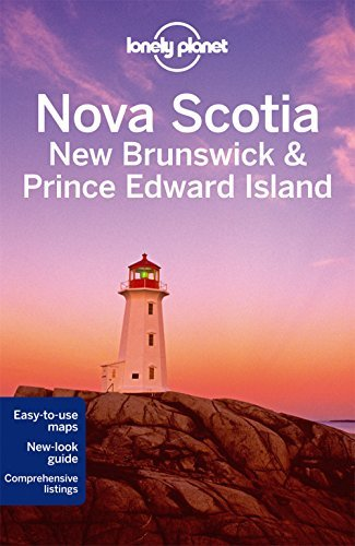Lonely Planet Lonely Planet Nova Scotia New Brunswick & Prince 0003 Edition;