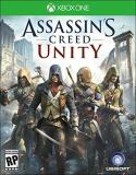 Xb1 Assassin's Creed Unity
