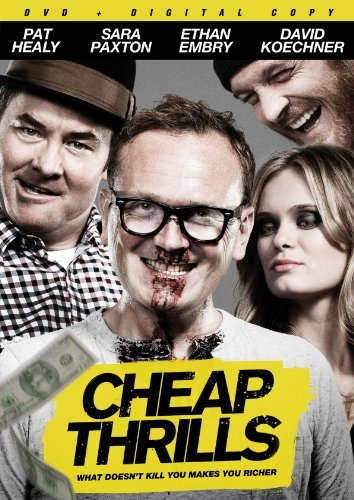 Cheap Thrills Healy Embry Paxton DVD Nr