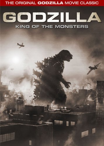 Godzilla (1956) Godzilla King Of The Monsters DVD