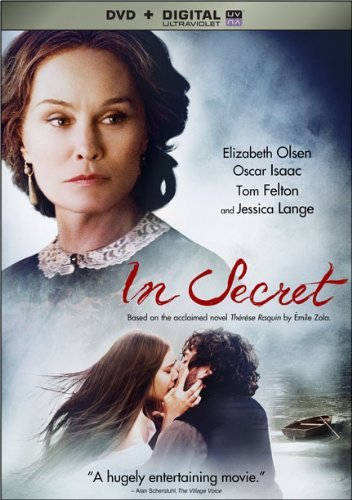 In Secret Olsen Isaac Felton Lange DVD Nr