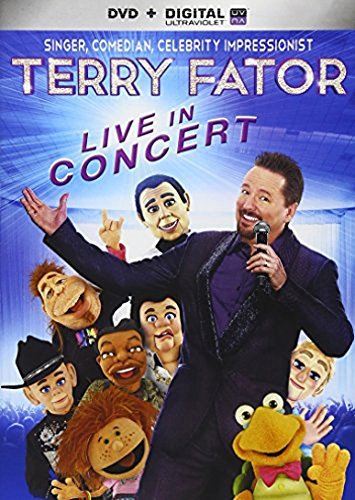 Terry Fator Live In Concert DVD Nr