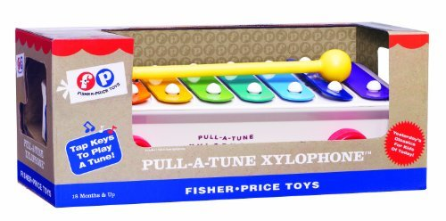 Toy Fp Pull A Tune Xylophone