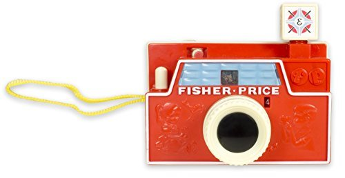 Toy Fp Picture Disk Camera