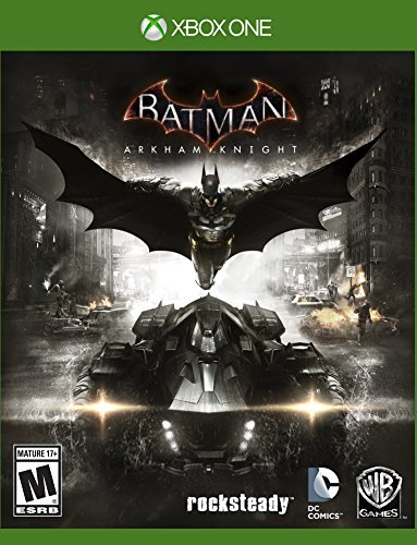Xb1 Batman Arkham Knight