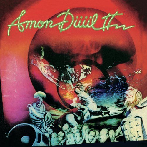 Amon Duul Ii Dance Of The Lemmings