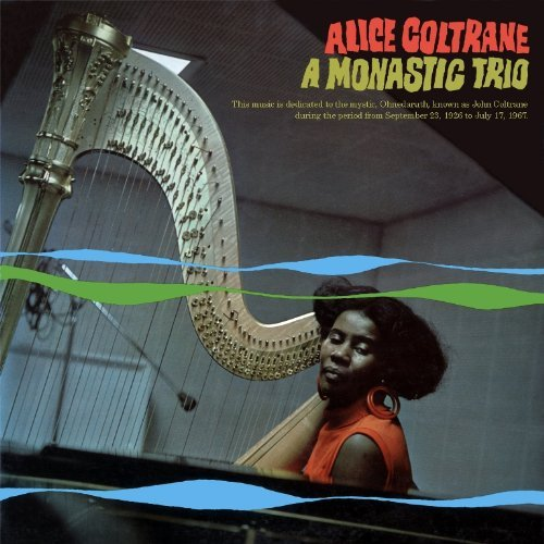Alice Coltrane Monastic Trio Lp