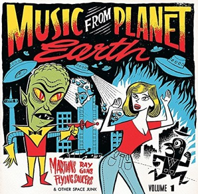 Music From Planet Earth Volume 1