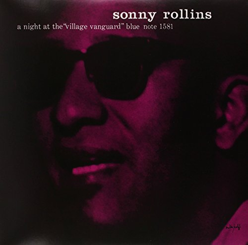 Sonny Rollins Night At The V