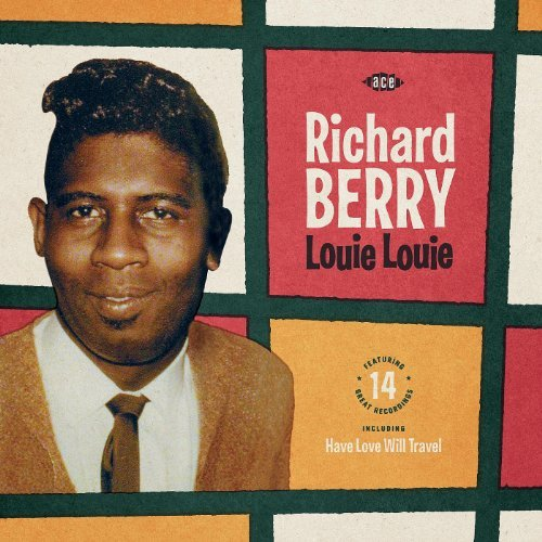 Richard Berry Louie Louie Import Gbr