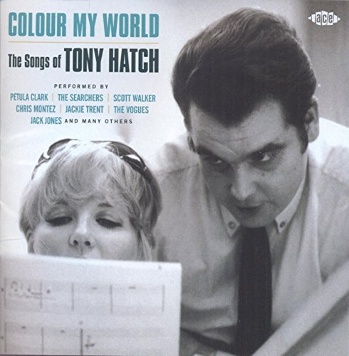 Colour My World Songs Of Tony Colour My World Songs Of Tony Import Gbr