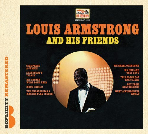 Louis Armstrong And His Friends Import Gbr