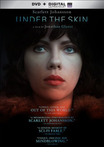 Under The Skin Johansson Mcwilliams DVD Uv R