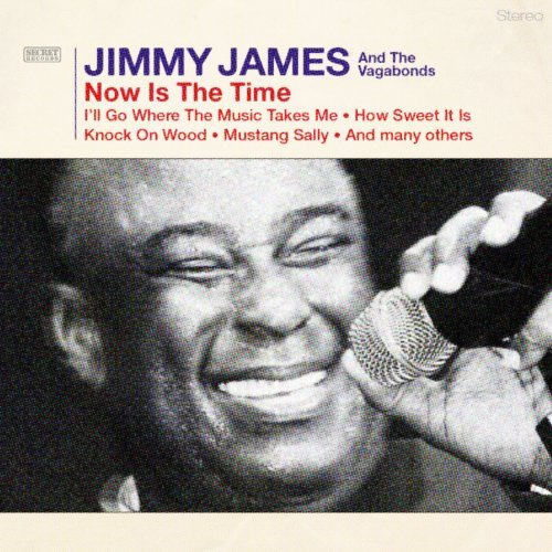 Jimmy James Now Is The Time 2 CD