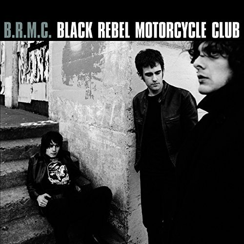 Black Rebel Motorcycle Club B.R.M.C.