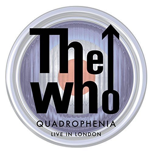 The Who Quadrophenia Live In London Collector's Edition