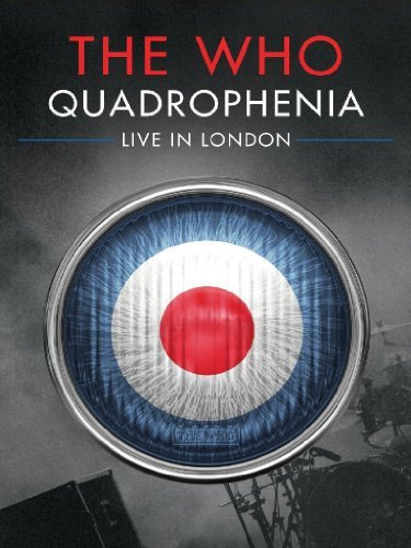 Who Quadrophenia Live In London