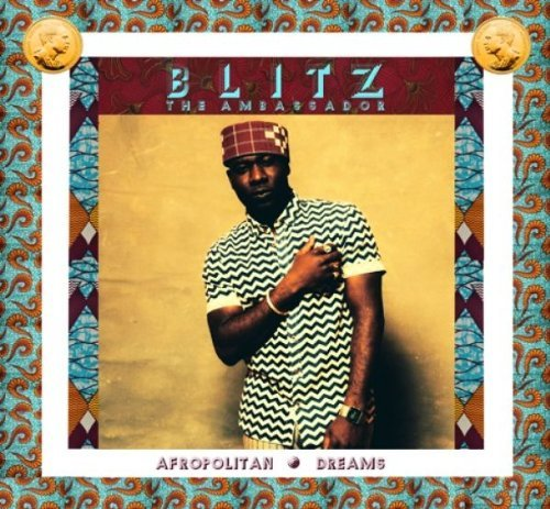 Blitz The Ambassador Afropolitan Dreams Incl. Download Card