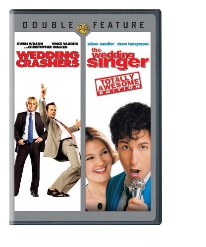 Wedding Singer Wedding Crash Double Feature DVD