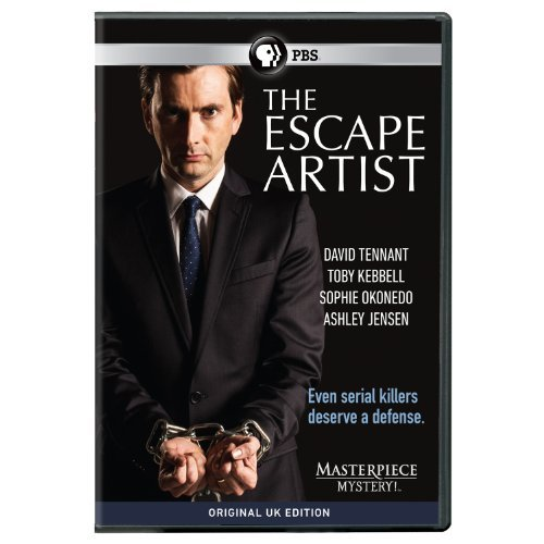 The Escape Artist Masterpiece Mystery DVD Nr