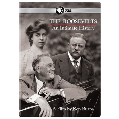 The Roosevelts An Intimate History Ken Burns DVD