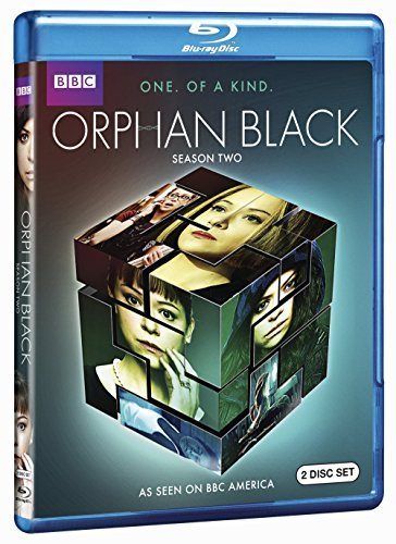 Orphan Black Season 2 Blu Ray